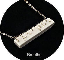 Braille Necklaces- Varied Sayings