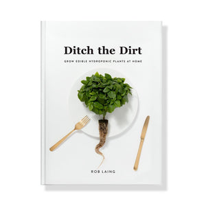 """Ditch the Dirt"" Book"