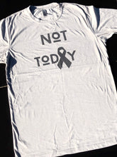 Unisex Not Today Cancer Shirt