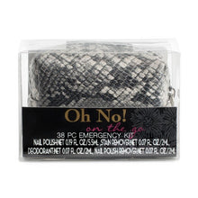 Oh No! Mini Beauty Emergency Kit- Python