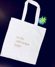 Sassy Phrases Tote Bags - Varied Designs