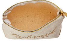 Small Bridesmaid Cosmetic Bag -