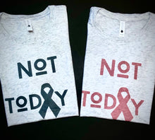 Women's Not Today Cancer Shirt