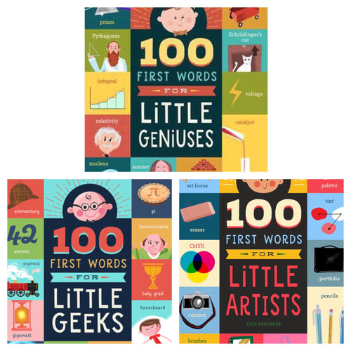 100 First Words -Baby Books
