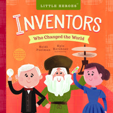 Little Heroes Who Changed the World -Children's Books
