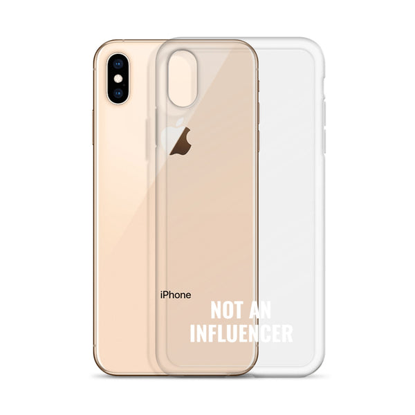 INFLUENCER IPHONE CASE