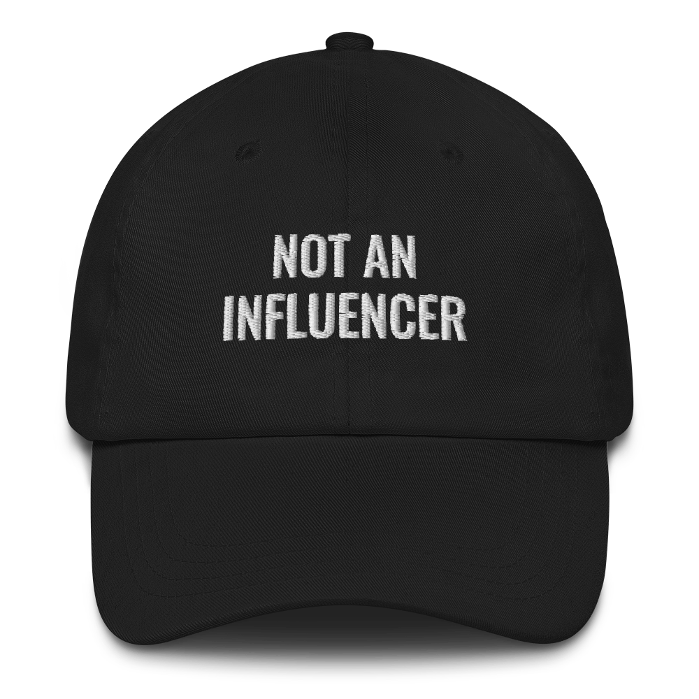 INFLUENCER CAP