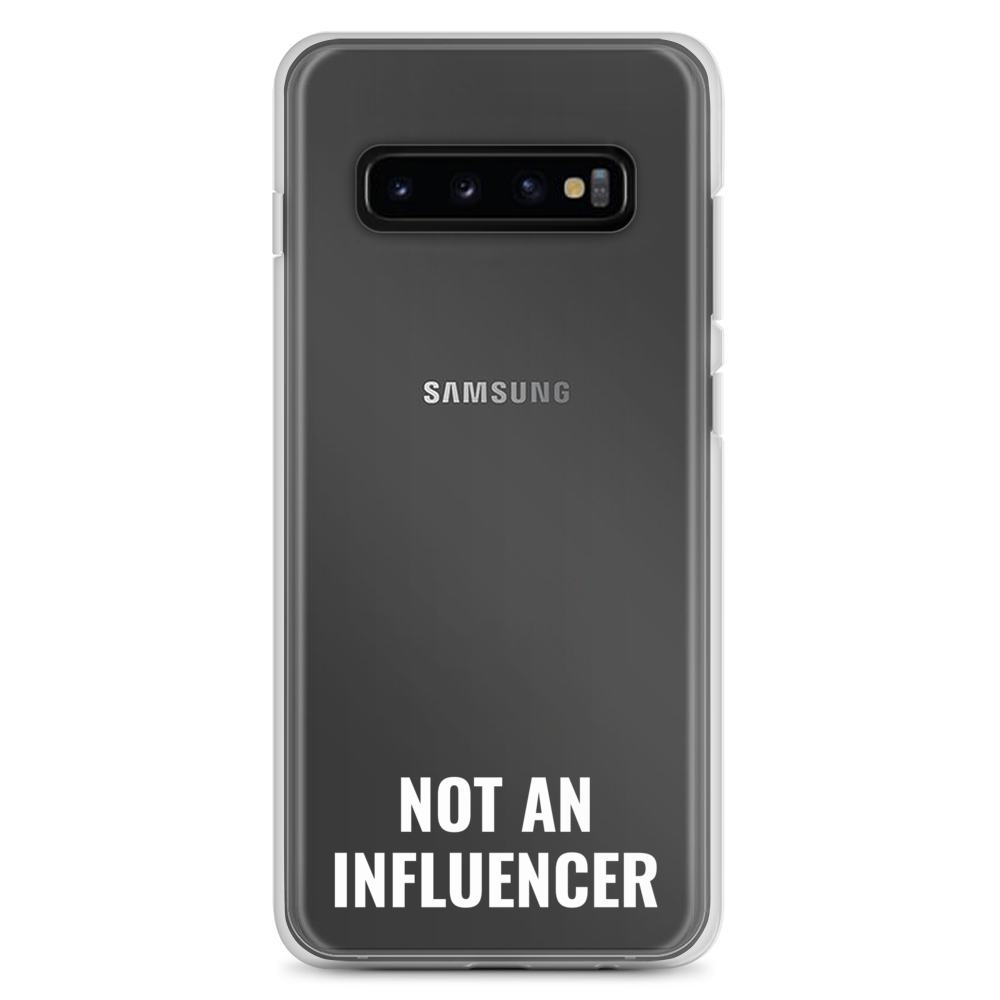 INFLUENCER SAMSUNG CASE