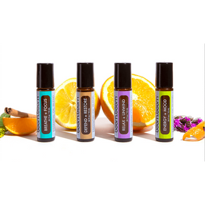 Essential Oil Roll-Ons - No Rocketscience BV