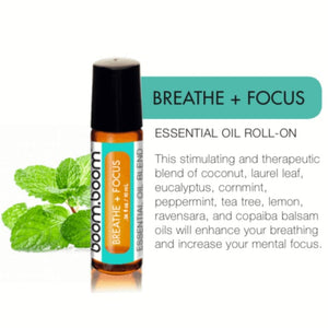Breathe + Focus Roller - BoomBoom Europe