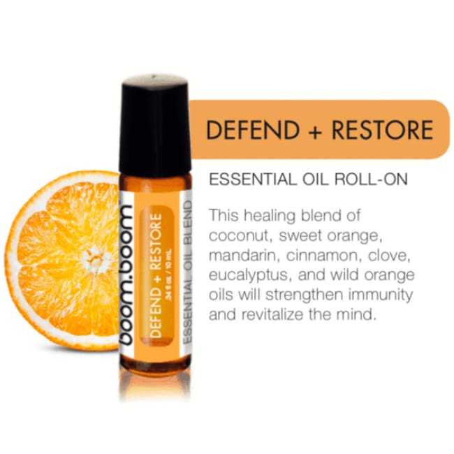 Defend + Restore Roller - No Rocketscience BV