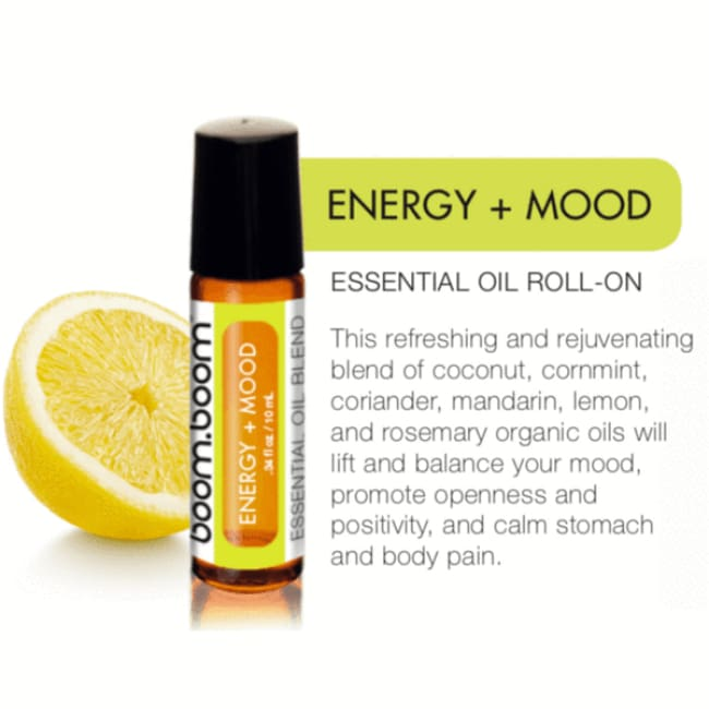 Energy + Mood Roller - BoomBoom Europe