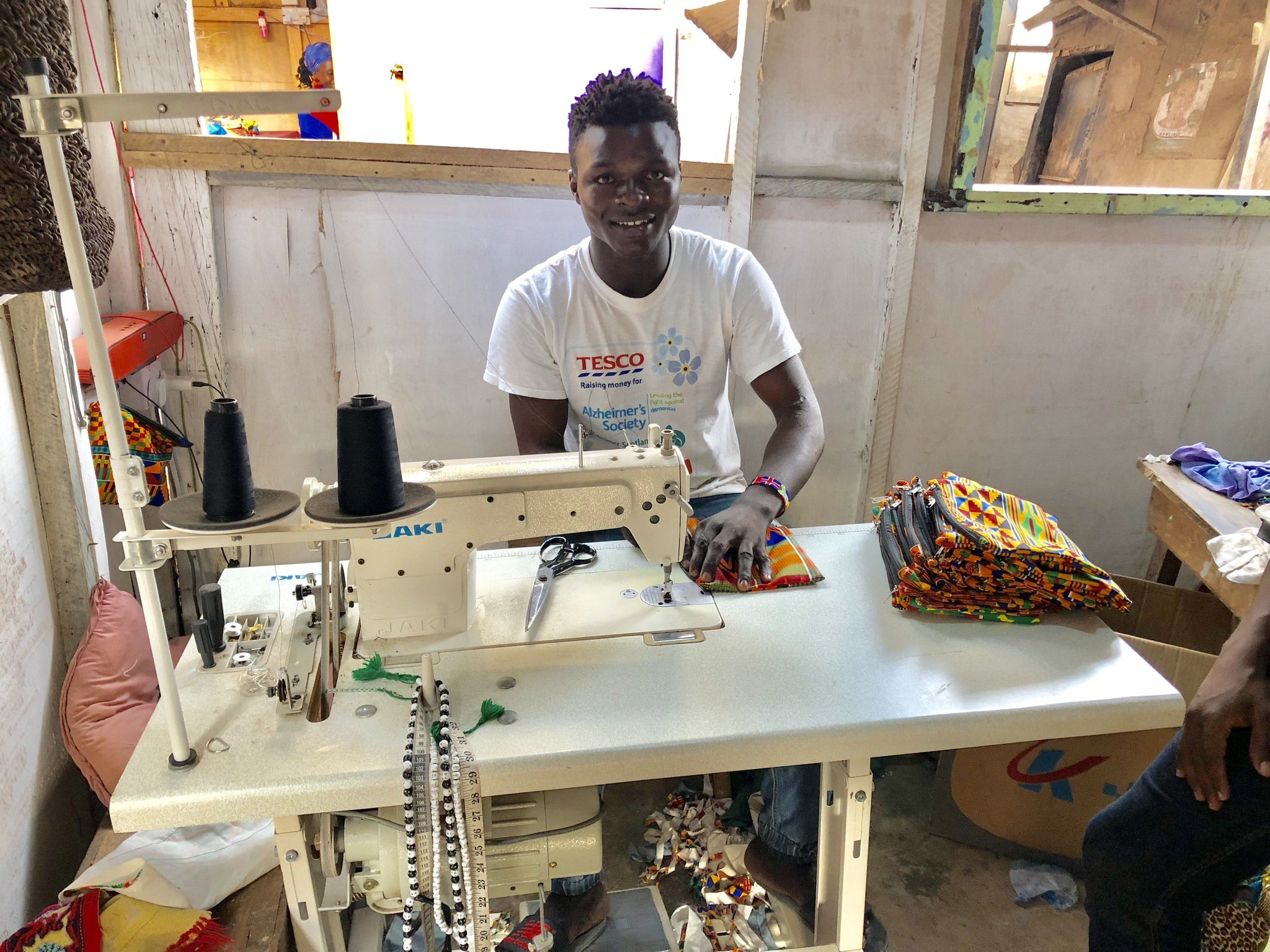 Supporting Ghanaian Businesses