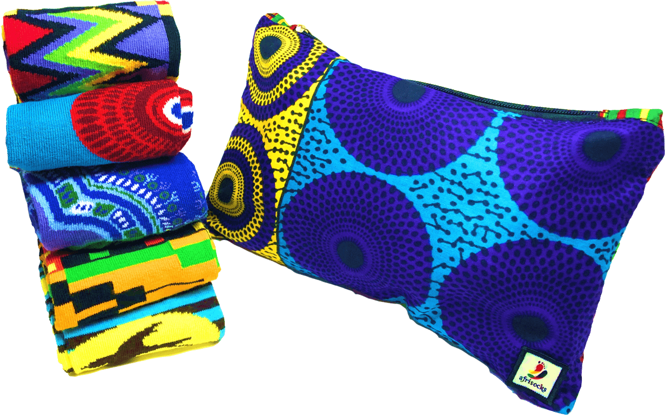 The New Afrisocks Collection