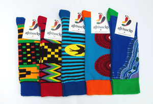 Sock - The New Afrisocks Collection