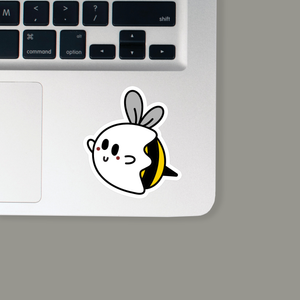 BOO BEES STICKERS - Free Shipping