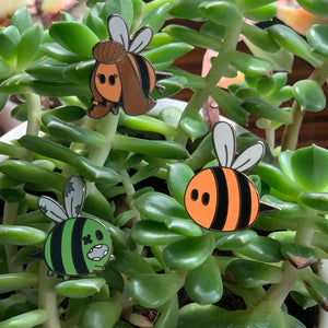 BEE HIVE TRIO PIN SET