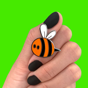 HIVE FIVE BEE PIN