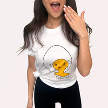 Load image into Gallery viewer, EGGCITED UNISEX T-SHIRT