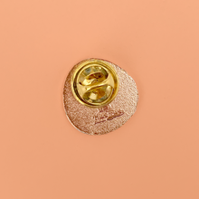 EGGNA MINI ROSE GOLD PIN