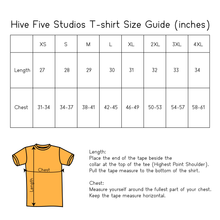 EGGCITED UNISEX T-SHIRT (LONG FULFILLMENT TIME PLEASE READ DESCRIPTION BEFORE PURCHASING)