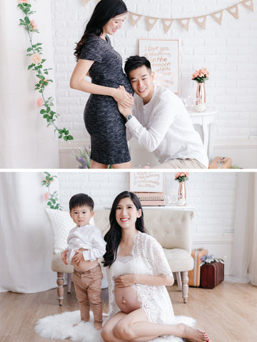 maternity photoshoot poses
