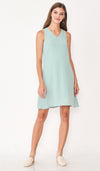 PENNY TRAPEZE DRESS JADE