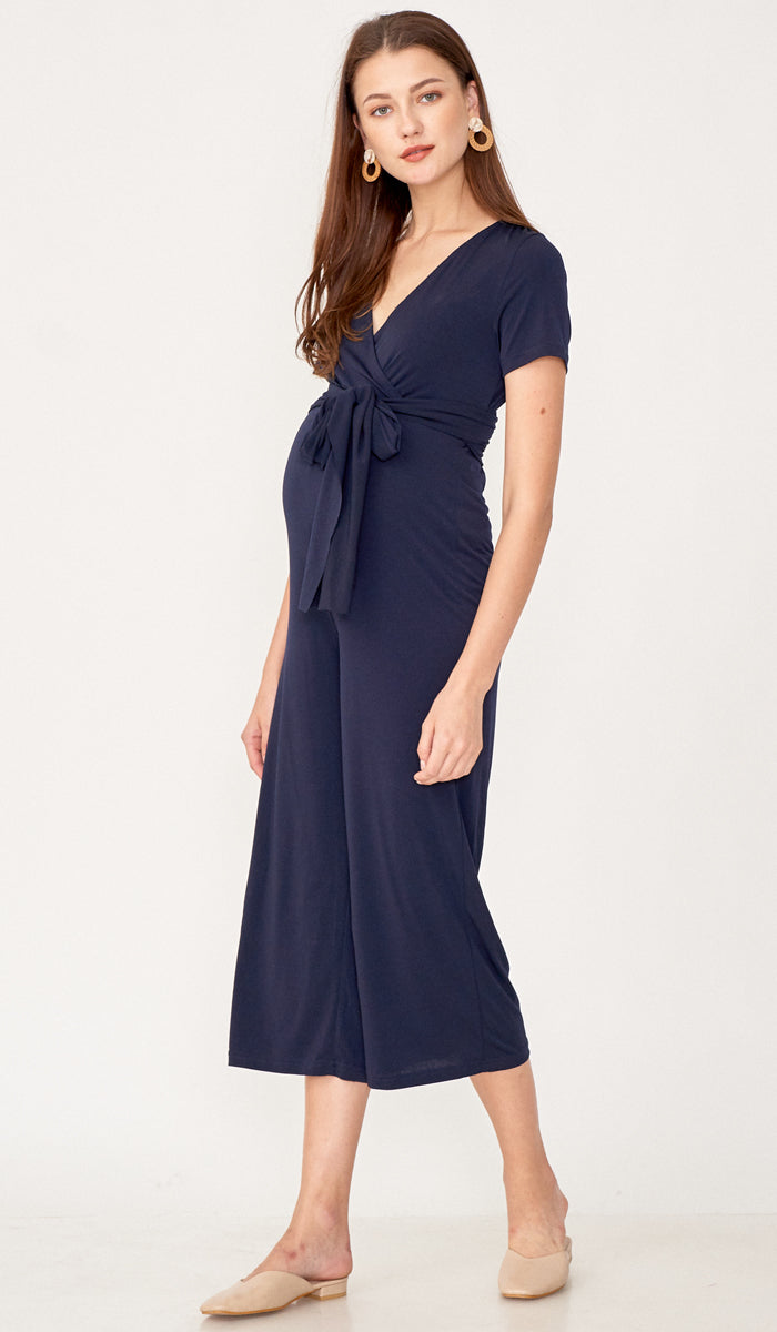 DARYL NURSING JUMPSUIT NAVY