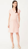RAVEN SHIFT DRESS PINK