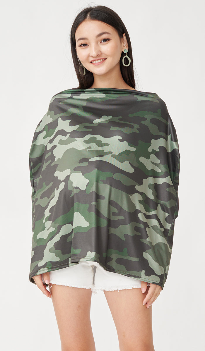 SALE - NURSING COVER LONG
