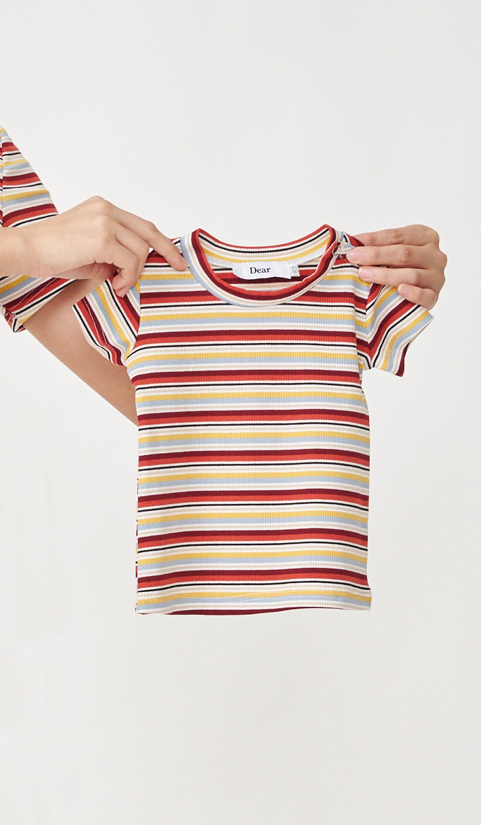 SALE - RIE KIDS TEE SUNSET