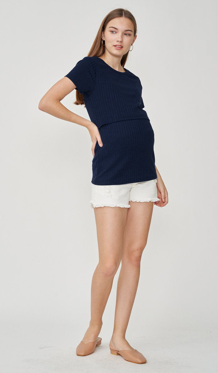 DARA BASIC NURSING TOP NAVY