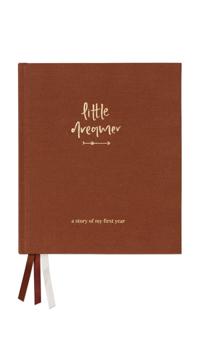 Little Dreamer | Baby Journal | PECAN