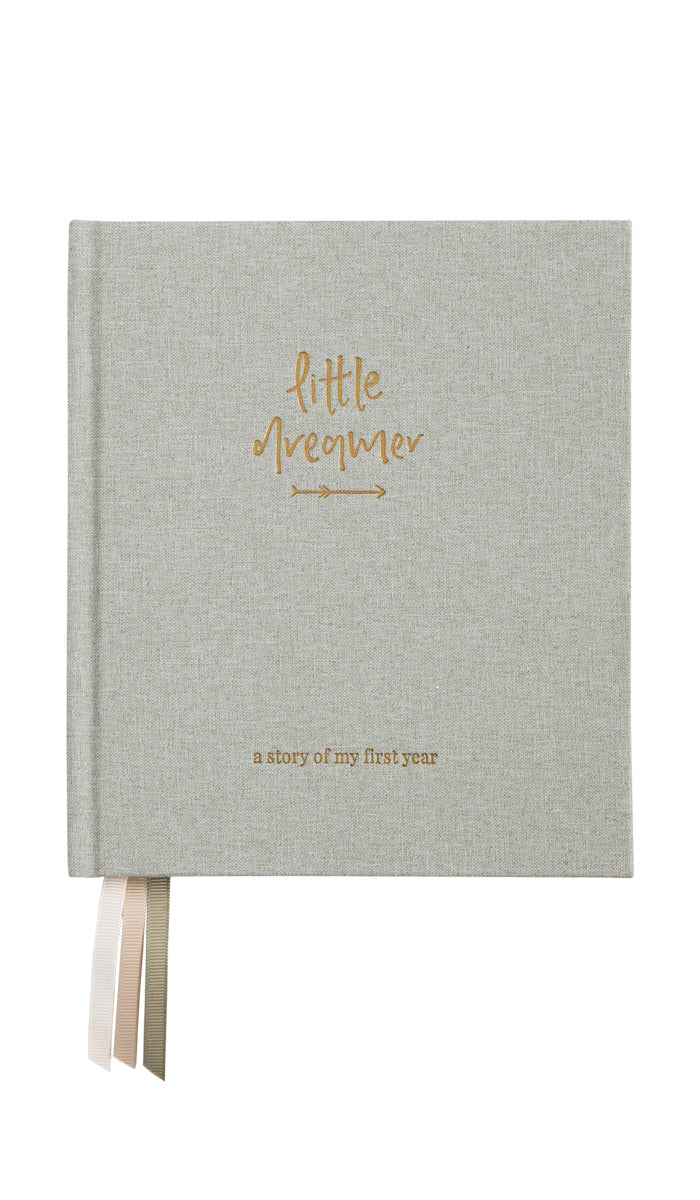 Little Dreamer | Baby Journal | SAGE