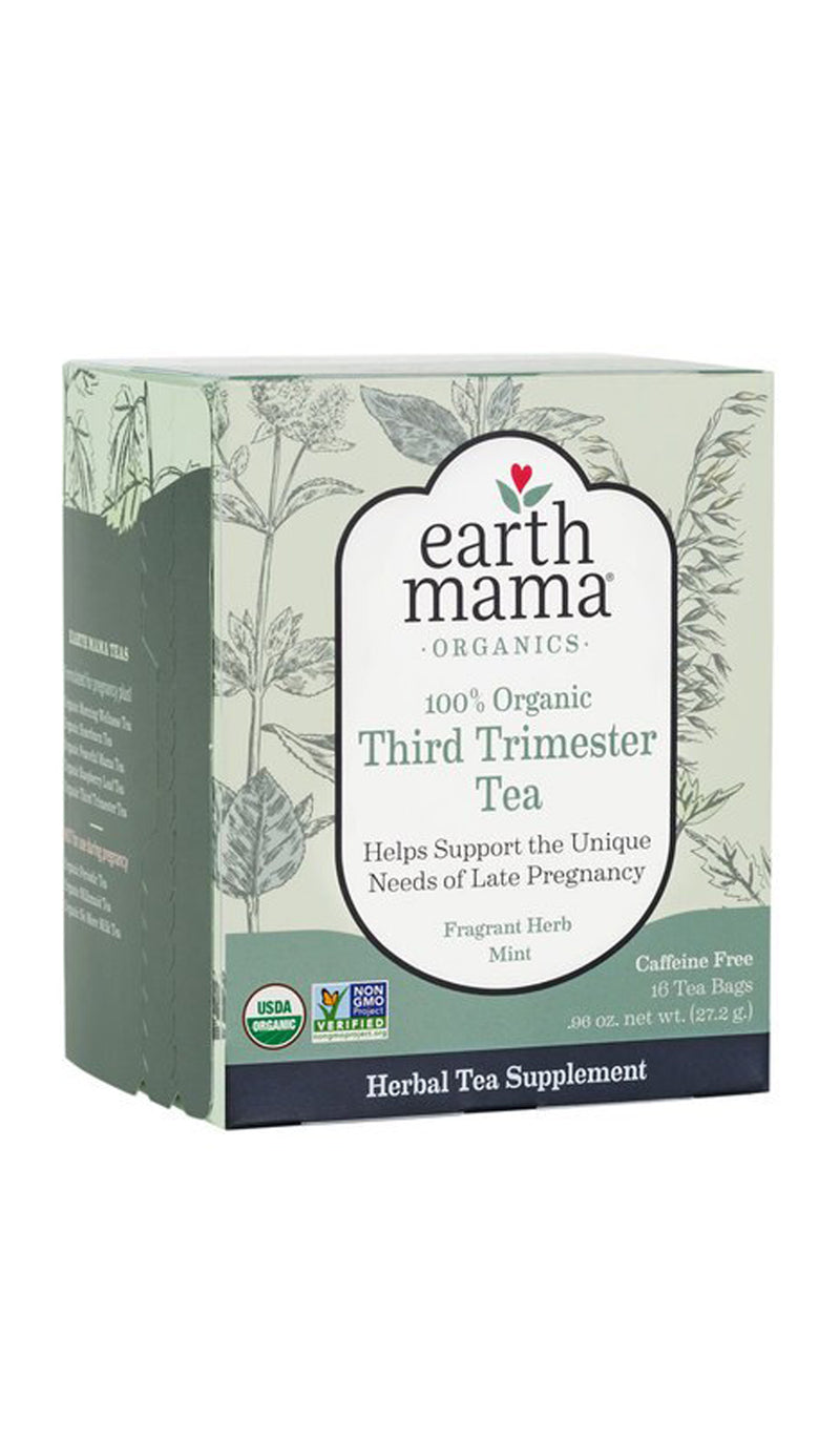 EARTH MAMA ORGANIC THIRD TRIMESTER TEA
