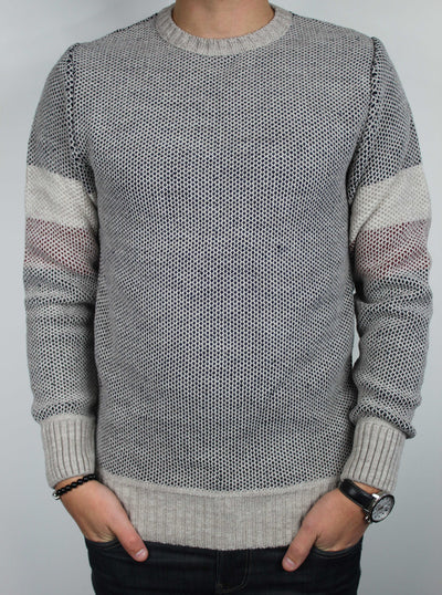 pull maille homme