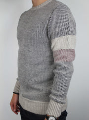 pull couleur taupe homme