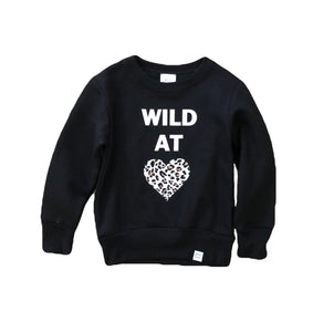 KIDS (2-12) Wild at Heart Sweatshirt