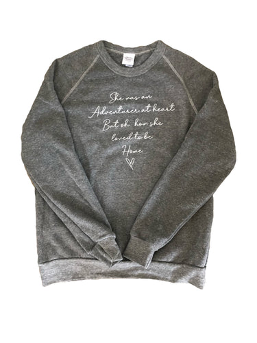 Ladies Adventurer Sweatshirt