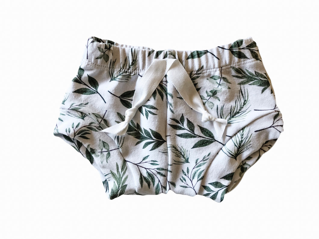 Greenery shorties