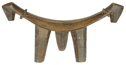 Original Vintage Dinka Headrest of South Sudan - Niger Bend
