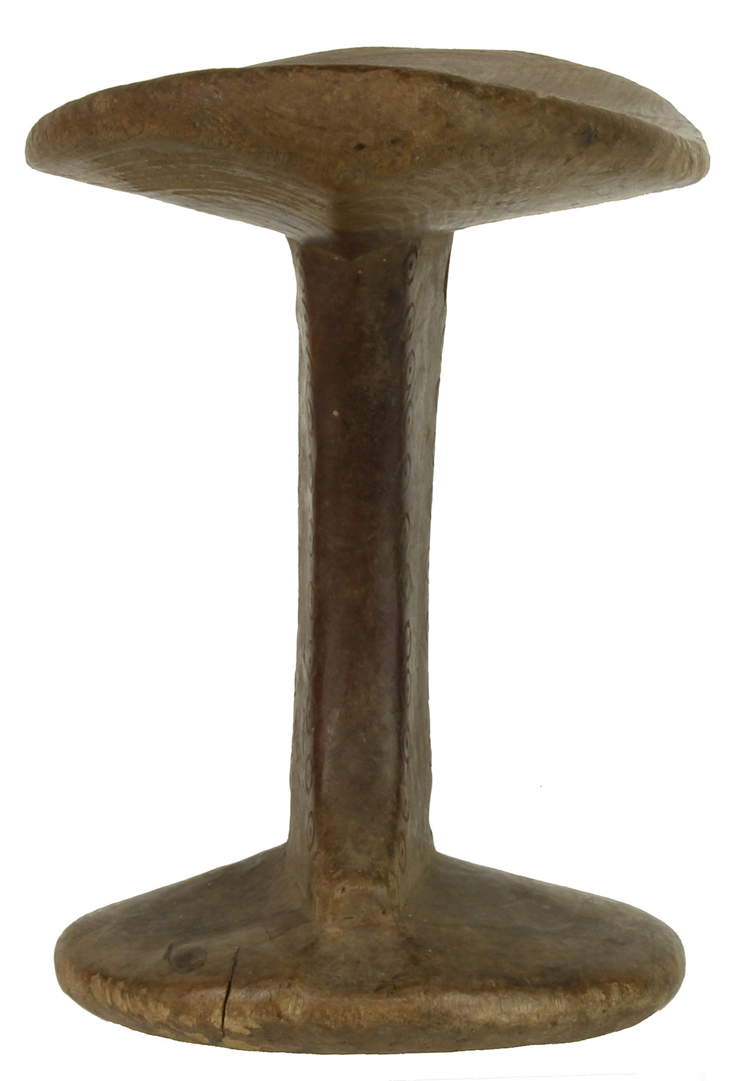 Vintage Turkana Headrest of Kenya - Niger Bend