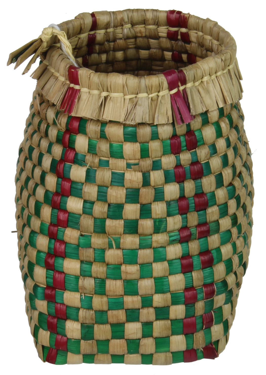 "Extra Small Tote Style Basket - 4"" x 3"" - Niger Bend"