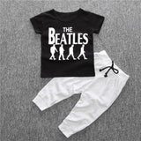 The Beatles T-shirt Top & Long Pant Outfit
