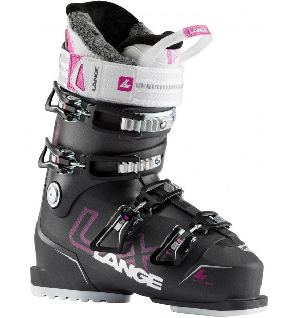 Lange LX 80 Womens Ski Boots Medium-Wide Volume
