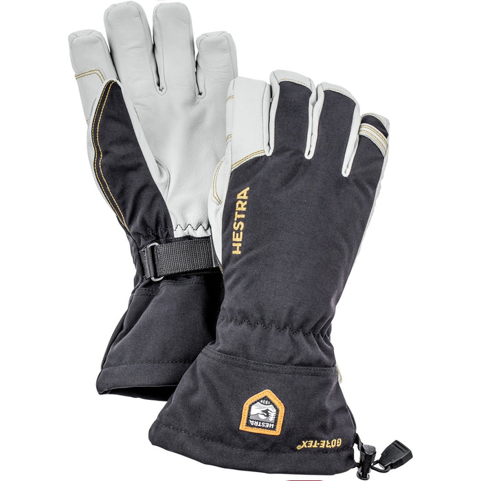Hestra Army Leather GTX GORE-TEX Ski Gloves Unisex