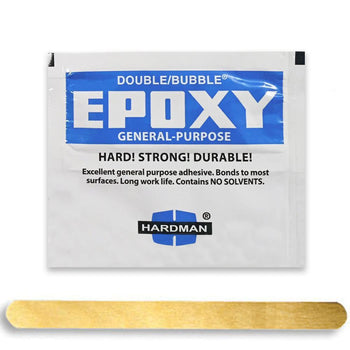 Binding Freedom Binding Freedom Hardman Epoxy Glue for DIY Ski Binding Insert Installation - 3.5g