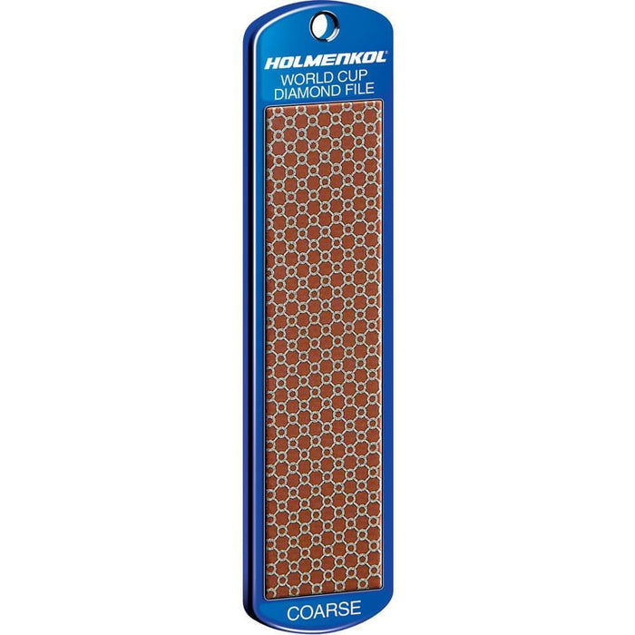 Holmenkol Edge Tools Holmenkol Diamond File World Cup Coarse (Blue)