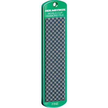 Holmenkol Edge Tools Holmenkol Diamond File World Cup Fine (Green)