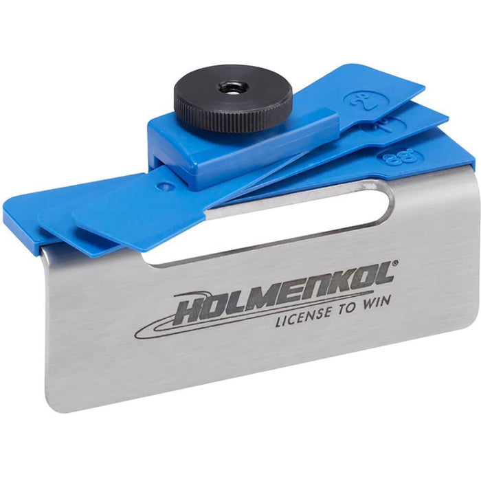Holmenkol Edge Tools Holmenkol Steel Edge World Cup Ski and Snowboard Tuning File Holder